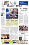 Spartan Daily, April 16, 2008