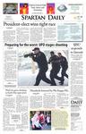 Spartan Daily, April 21, 2008
