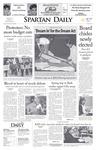 Spartan Daily, April 23, 2008