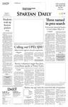 Spartan Daily, April 28, 2008