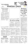 Spartan Daily, May 1, 2008