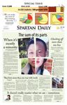 Spartan Daily, May 5, 2008 by San Jose State University, School of Journalism and Mass Communications