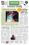 Spartan Daily, May 6, 2008