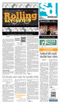 Spartan Daily (May 3, 2012)