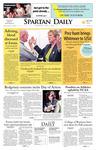 Spartan Daily, May 7, 2008