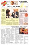 Spartan Daily, May 8, 2008