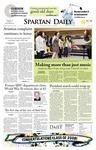 Spartan Daily, May 13, 2008