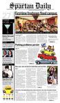 Spartan Daily, August 27, 2008