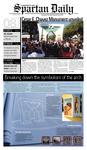 Spartan Daily, September 8, 2008