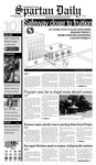 Spartan Daily, September 10, 2008