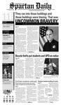 Spartan Daily, September 11, 2008