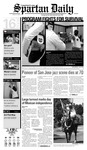 Spartan Daily, September 16, 2008