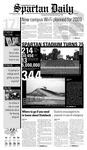 Spartan Daily, September 17, 2008