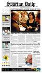 Spartan Daily, September 22, 2008