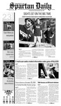Spartan Daily, September 23, 2008