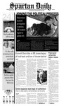 Spartan Daily, September 24, 2008