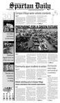 Spartan Daily, September 30, 2008
