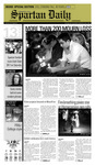 Spartan Daily, October 13, 2008