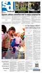 Spartan Daily (May 14, 2012)