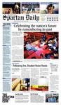 Spartan Daily, January 22, 2009