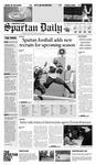 Spartan Daily, February 5, 2009