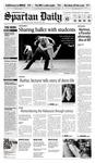 Spartan Daily, February 24, 2009