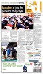 Spartan Daily August 29, 2011