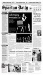 Spartan Daily, April 13, 2009
