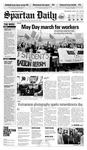 Spartan Daily, May 4, 2009