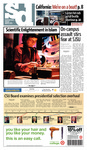 Spartan Daily September 7, 2011 by San Jose State University, School of Journalism and Mass Communications