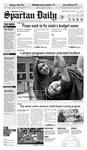 Spartan Daily, May 13, 2009
