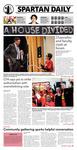 Spartan Daily, November 5, 2015