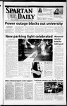 Spartan Daily, February 26, 2002 by San Jose State University, School of Journalism and Mass Communications