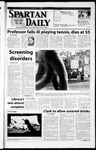 Spartan Daily, February 27, 2002 by San Jose State University, School of Journalism and Mass Communications