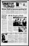 Spartan Daily, March 1, 2002 by San Jose State University, School of Journalism and Mass Communications