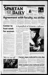 Spartan Daily, March 5, 2002 by San Jose State University, School of Journalism and Mass Communications