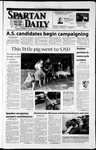 Spartan Daily, March 7, 2002 by San Jose State University, School of Journalism and Mass Communications
