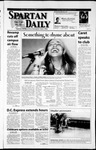 Spartan Daily, March 8, 2002 by San Jose State University, School of Journalism and Mass Communications