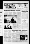 Spartan Daily, March 14, 2002 by San Jose State University, School of Journalism and Mass Communications