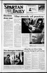 Spartan Daily, March 18, 2002 by San Jose State University, School of Journalism and Mass Communications
