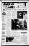Spartan Daily, March 21, 2002 by San Jose State University, School of Journalism and Mass Communications