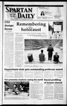 Spartan Daily, April 10, 2002 by San Jose State University, School of Journalism and Mass Communications