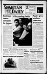 Spartan Daily, April 12, 2002 by San Jose State University, School of Journalism and Mass Communications