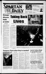 Spartan Daily, April 15, 2002 by San Jose State University, School of Journalism and Mass Communications