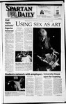 Spartan Daily, April 17, 2002 by San Jose State University, School of Journalism and Mass Communications
