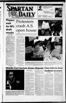 Spartan Daily, April 19, 2002 by San Jose State University, School of Journalism and Mass Communications