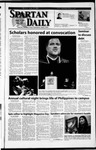 Spartan Daily, April 22, 2002