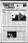 Spartan Daily, April 23, 2002