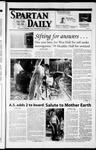 Spartan Daily, April 25, 2002