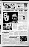 Spartan Daily, April 30, 2002